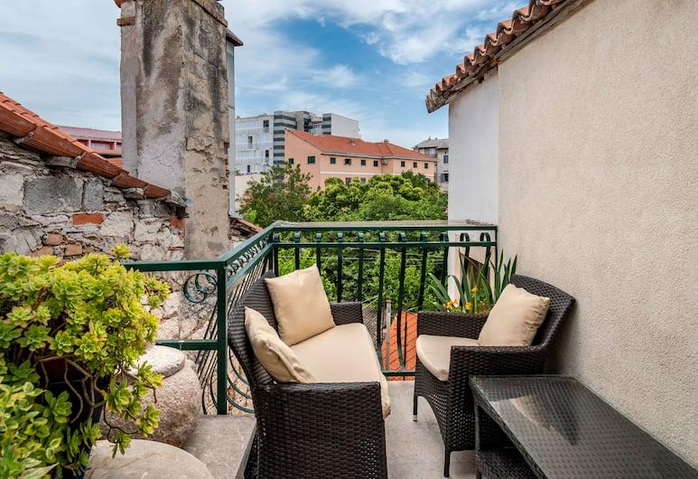 Bouganvillea Split Apartments, Split, Deluxe-Apartment, Balkon