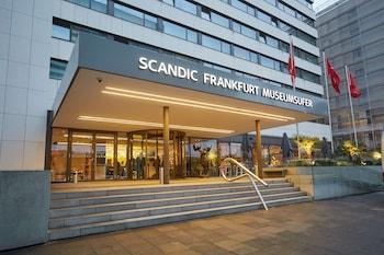 法蘭克福斯堪地納法蘭克福博物館區飯店的相片