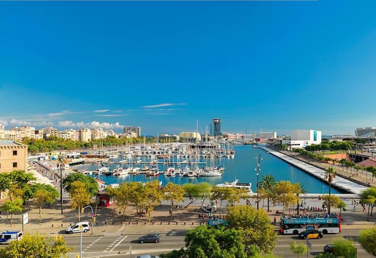 H10 Port Vell, Barcelona, Utvendig