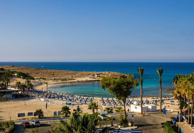 Anonymous Beach Hotel - Adults Only (16 +), Ayia Napa, Spiaggia