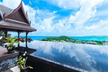 ภาพ วิลล่าบ้านภูพณา ใน เชิงทะเล