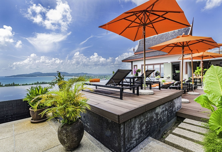 Villa Baan Phu Prana, Choeng Thale, Terrace/Patio