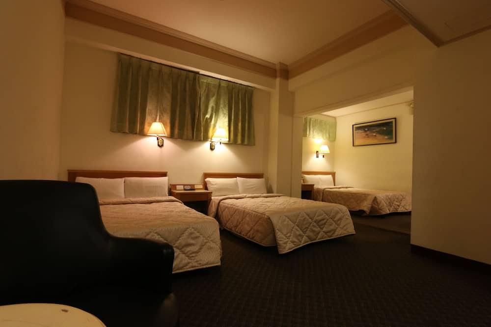 Family Δωμάτιο, Περισσότερα από 1 Κρεβάτια - Δωμάτιο επισκεπτών