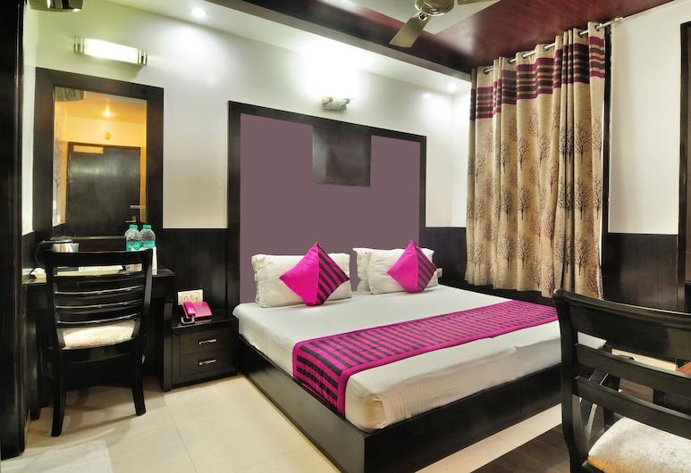 Hotel Bonlon Inn, New Delhi, Deluxe Room, Guest Room