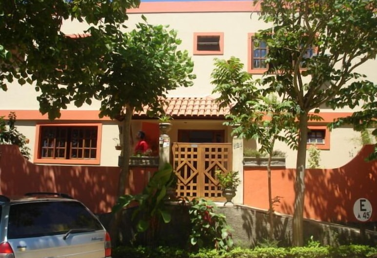 Vista Bela Pousada, Guarapari, Pintu Masuk Hotel