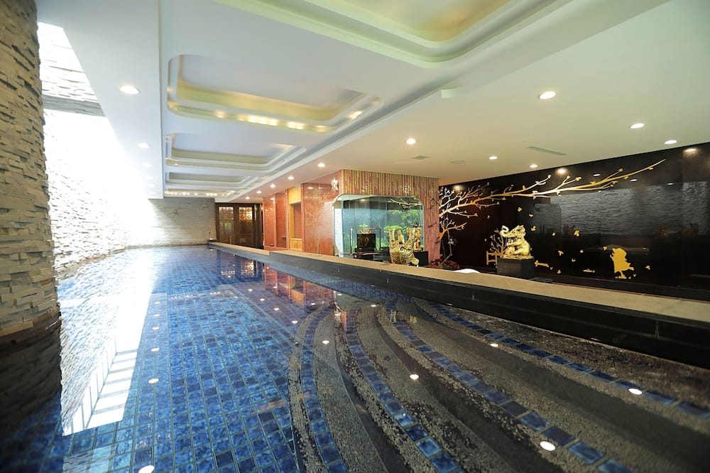 2 King Presidential Suite - Private pool