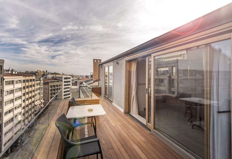 The Stay Nisantasi, Estambul, Suite junior, terraza, Terraza o patio