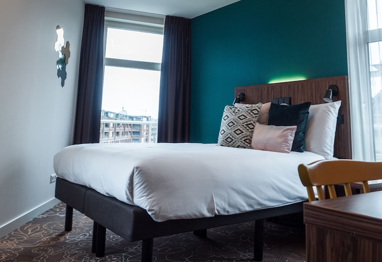 Linden Hotel, Amsterdam, Superior Room, 1 Queen Bed, Guest Room