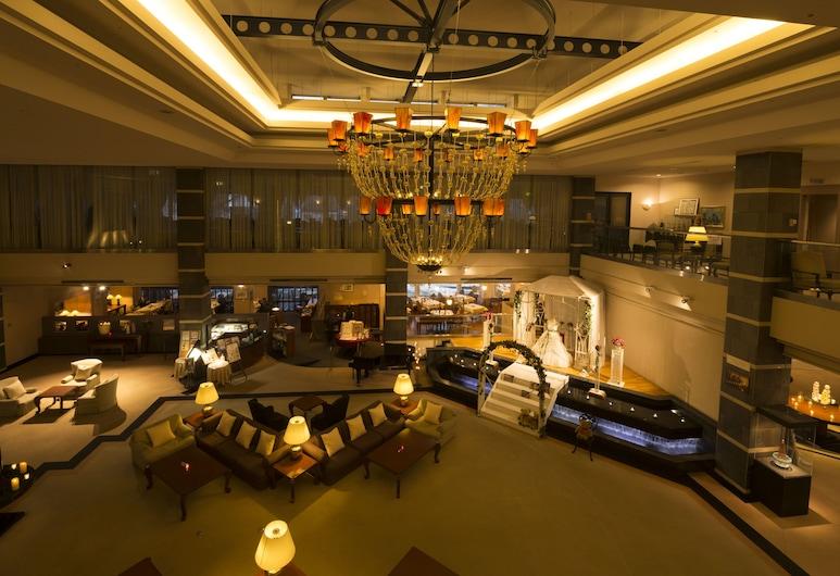 Asari Classe Hotel, Otaru, Ruang Istirahat di Lobi