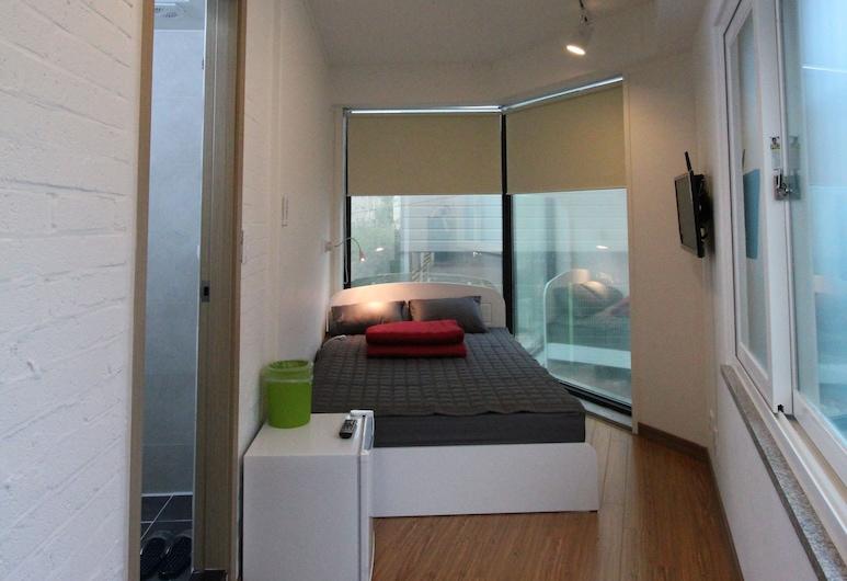 請便民宿 - 青年旅舍, 首爾, 標準雙人房, 客房