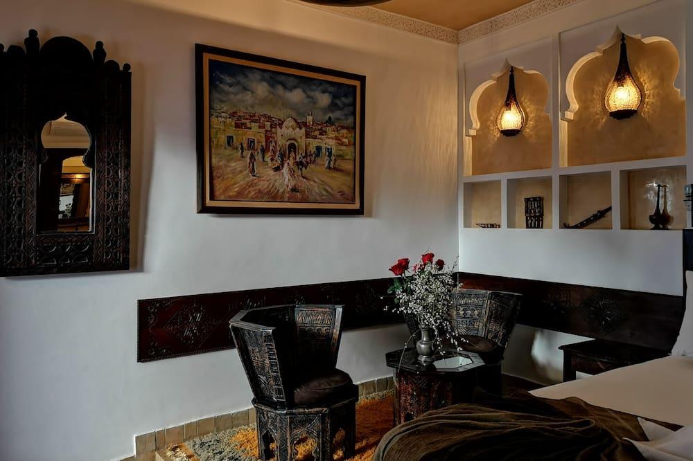 Standard-huone (Amira Fati) - Oleskelualue
