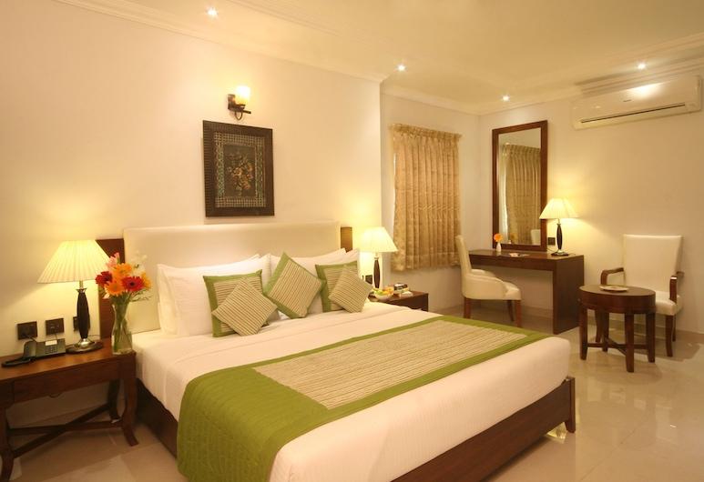 De Alturas Resort, Candolim, Апартаменти, 2 спальні, Номер