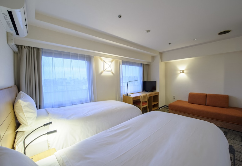Court Hotel Kyoto Shijo, Kyoto, Guest Room