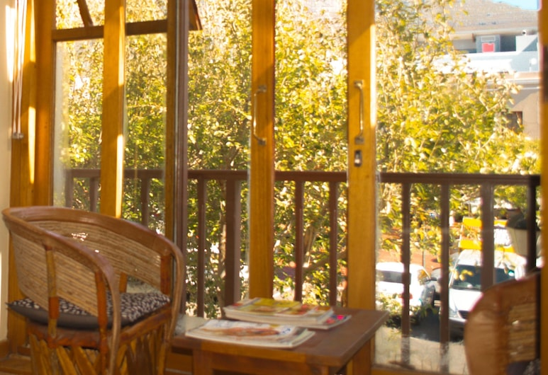iKhaya Lodge & Conference Centre, Cape Town, Standard Room, Balcony