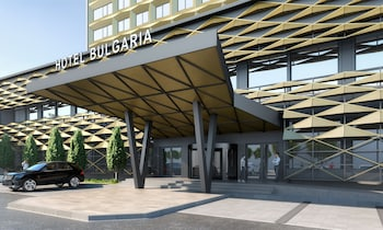 Burgas — zdjęcie hotelu Hotel Bulgaria Burgas