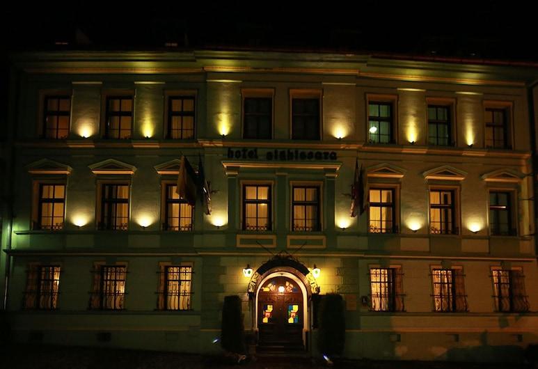Hotel Sighisoara, Sighisoara, Hadapan Hotel