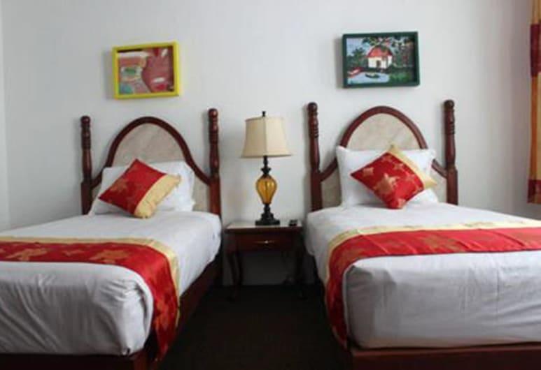 哈夫雷大廈飯店, 墨西哥城, 雙人房 (Double Room with Separate Beds), 客房