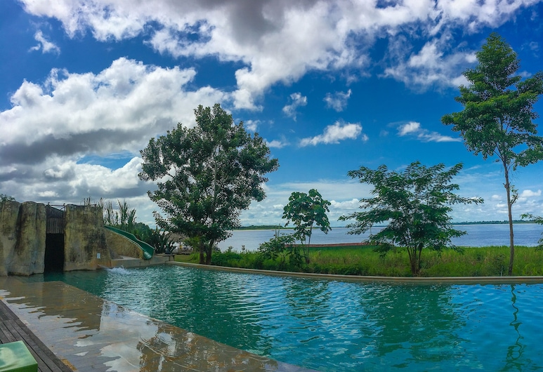 Hotel On Vacation Amazon , Leticia, Kolam Terbuka
