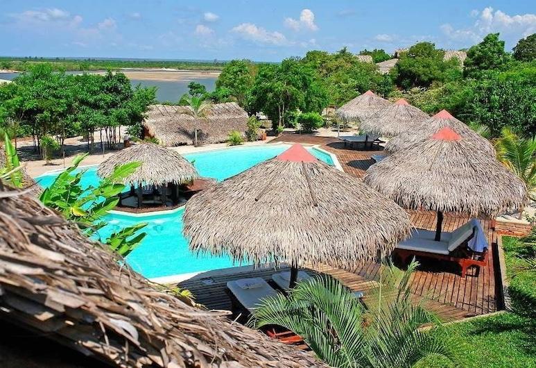Antsanitia Resort, Mahajanga, Spa