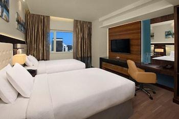Bild vom DoubleTree by Hilton Hotel and Residences Dubai Al Barsha in Dubai