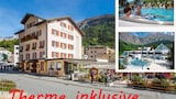 Book this Parking available Hotel in Leukerbad