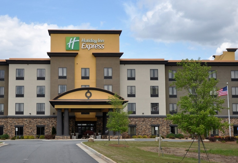 Holiday Inn Express Perry-National Fairground Area, an IHG Hotel, Perry