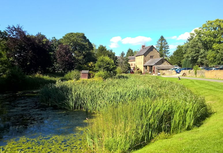 Haselbury Mill Hotel and Restaurant, Crewkerne