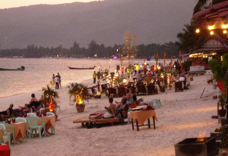 Nantra Chaweng Beach, Samui, Ko Samui, Pantai