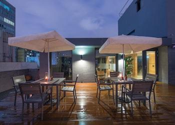 Obrázek hotelu Simple Plus Hotel ve městě Taipei
