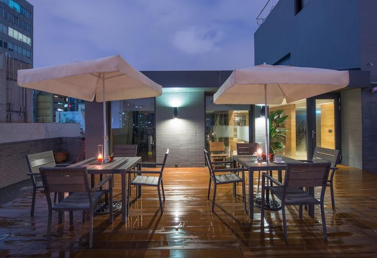 Simple+ Hotel, 台北市, 陽台