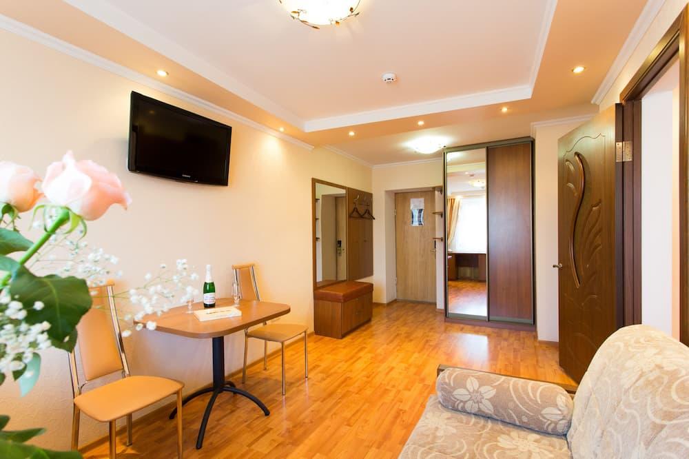 Suite, 2 chambres - Enceinte de l'établissement