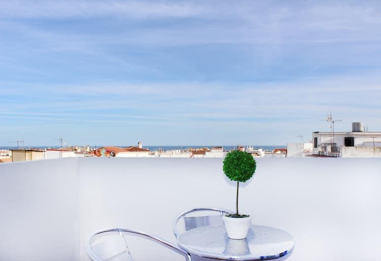 ホスタル アセマール, マルベラ, 客室からの眺望