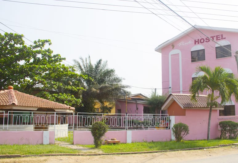 Pink Hostel, Akra, Panoraminis vaizdas