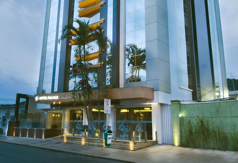 Hotel Palmas Executivo, Balneario Camboriu, Facciata hotel