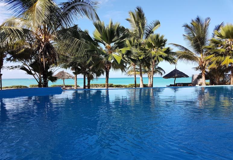 The Zanzibari, Nungwi, Nekonečný bazén