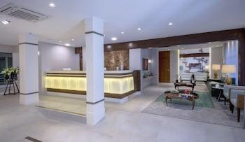 A(z) Hotel Blumenau hotel fényképe itt: Balneario Camboriu