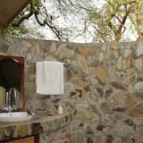 Tent - Bilik mandi
