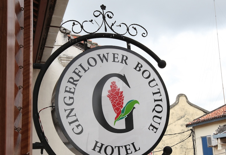 Gingerflower Boutique Hotel, Malacca City