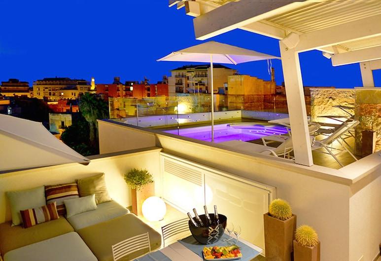 Santo Stefano Luxury Rooms, Brindisi, Terraza o patio