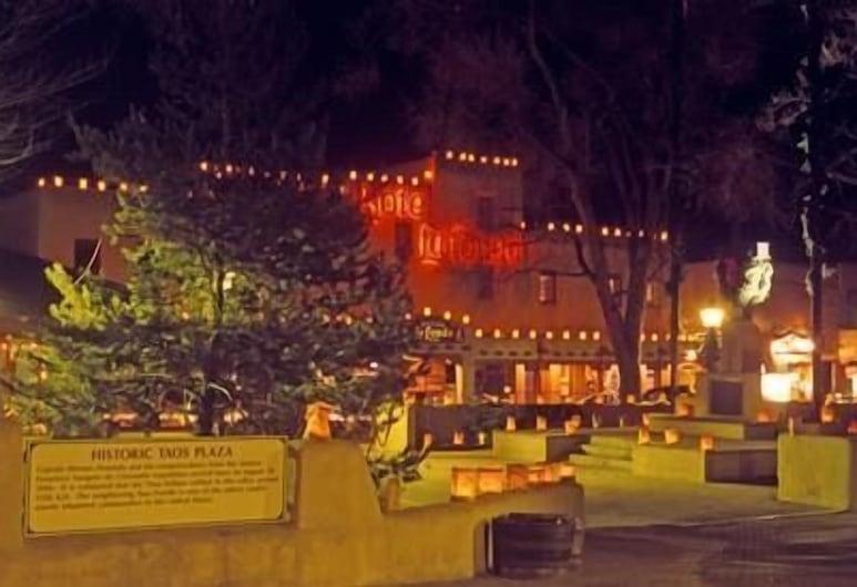 Hotel La Fonda Taos, Taos, Fasada hotelu