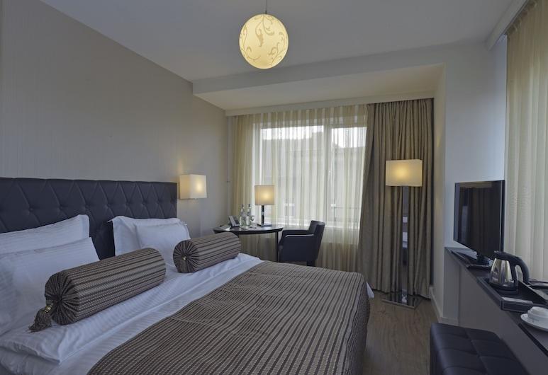 Hotel Vier Jahreszeiten Berlin City, Berlin, Business-Einzelzimmer, Zimmer
