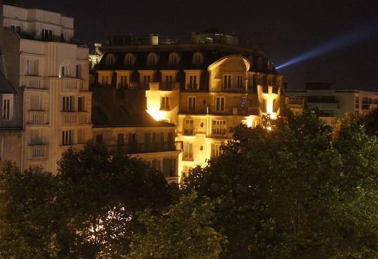 Hotel Regina Montmartre, Paris, Blick vom Hotel