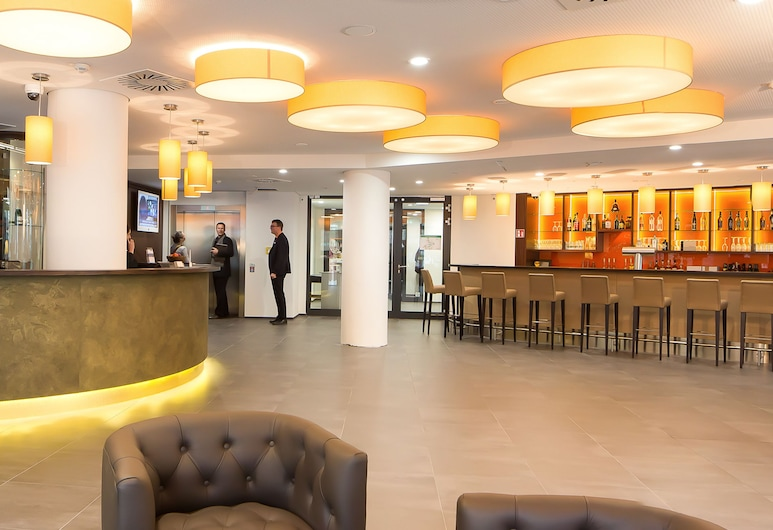 Stadthotel am Römerturm, Cologne, Lobby Lounge
