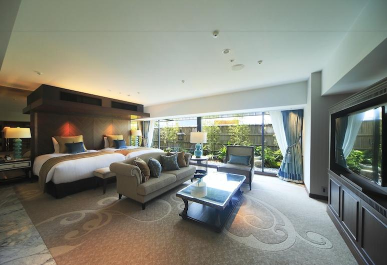 Kyoto Century Hotel, Kyoto, Suite, non-fumeurs, Chambre