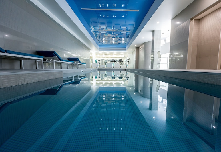 Atlantic Garden Resort, Odessa, Indoor Pool