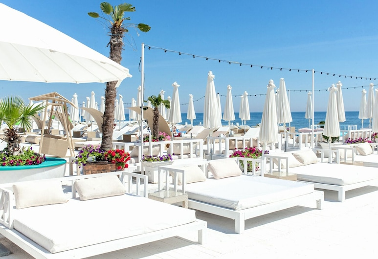 Atlantic Garden Resort, Odesa, Paplūdimys