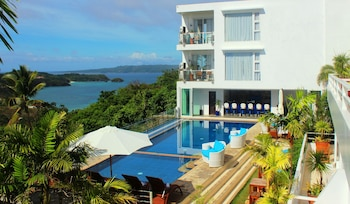 Picture of Tanawin Resort and Luxury Apartments in Boracay Island
