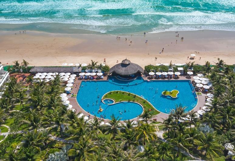 The Sailing Bay Beach Resort, Phan Thiet, Aerial View