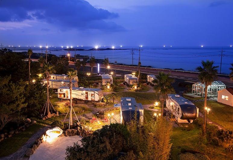 Mei The Hotel, Jeju City, Deluxe Caravan, Tuba
