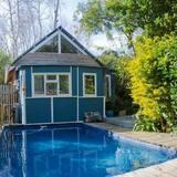 Семейный люкс - Открытый бассейн